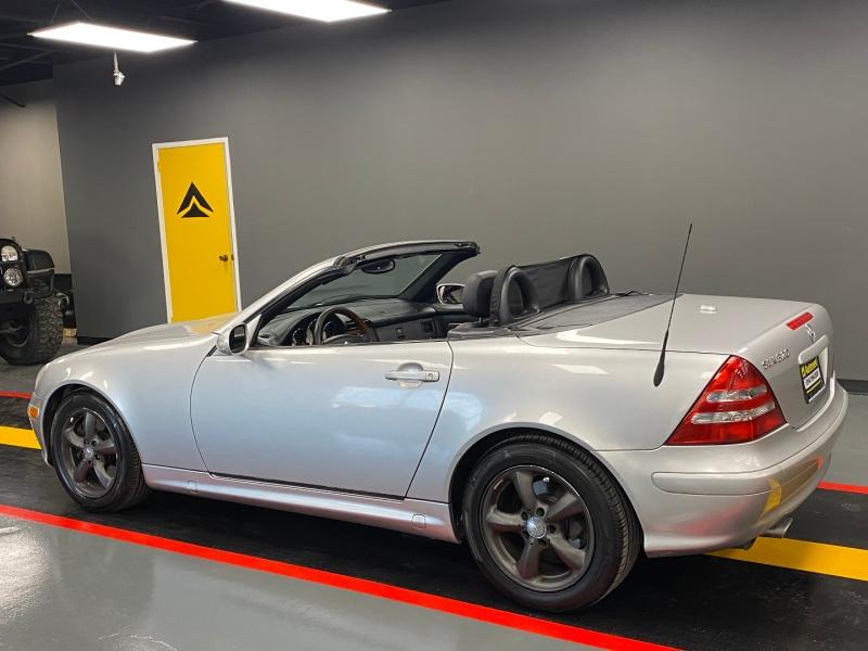 Mercedes-Benz SLK-Class 2001 price $6,995