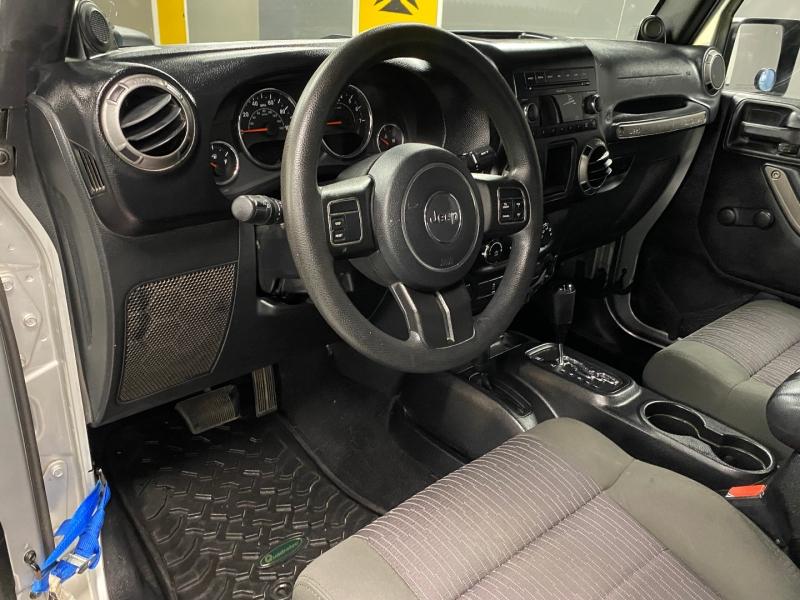 Jeep Wrangler Unlimited 2011 price $21,980