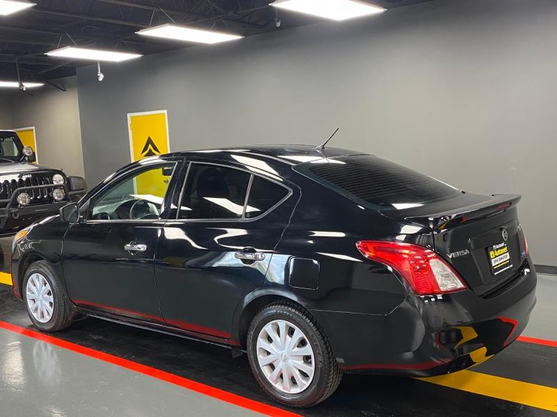 Nissan Versa 2016 price $9,490