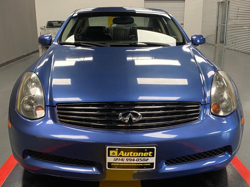 Infiniti G35 Coupe 2005 price $5,995