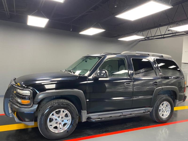 Chevrolet Tahoe 2005 price $9,850