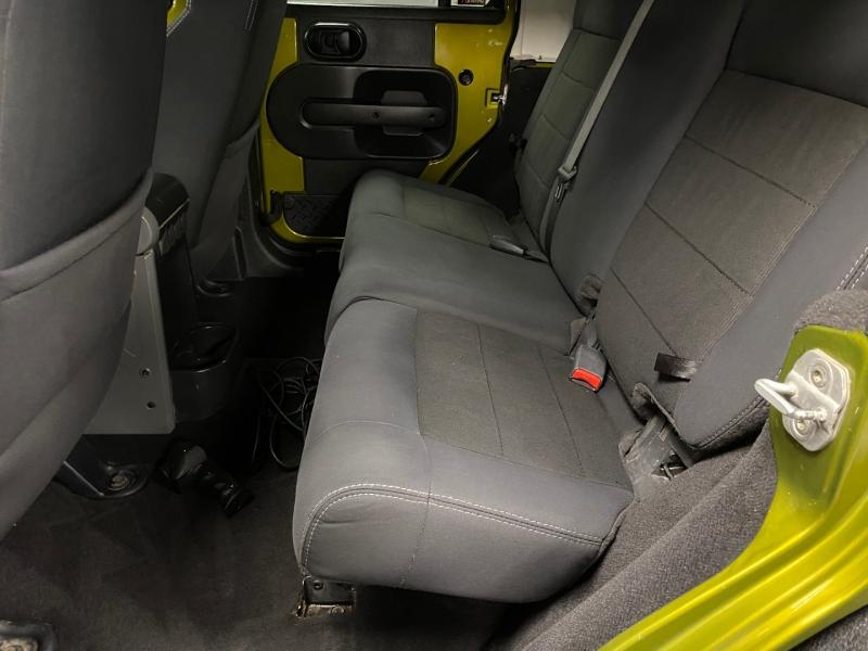 Jeep Wrangler Unlimited 2010 price $22,980