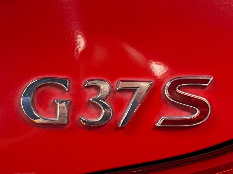 Infiniti G37 Coupe 2008 price $8,850