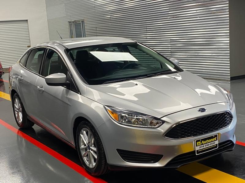 Ford Focus 2018 price $12,850