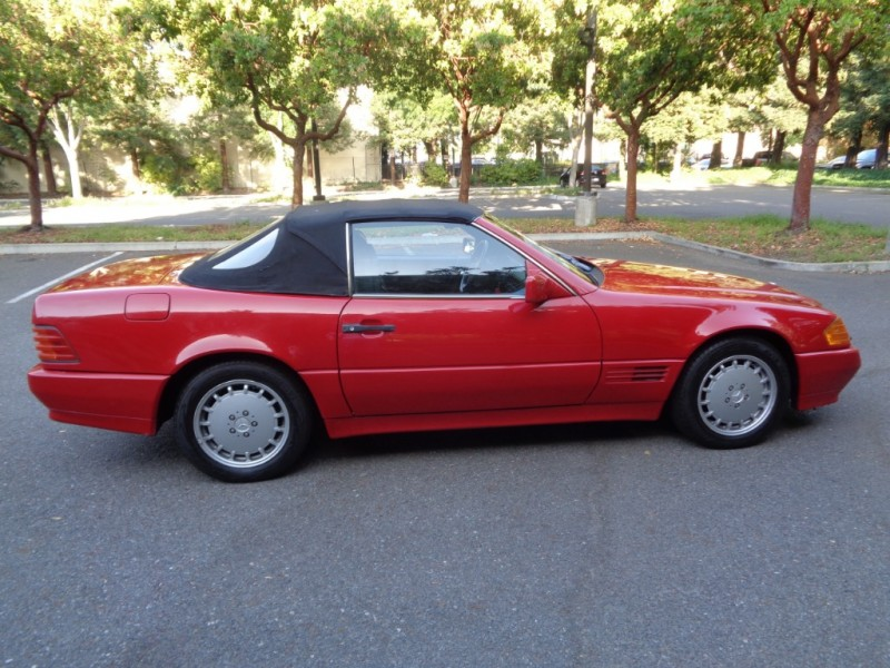 Mercedes-Benz SL500 1992 price $7,990