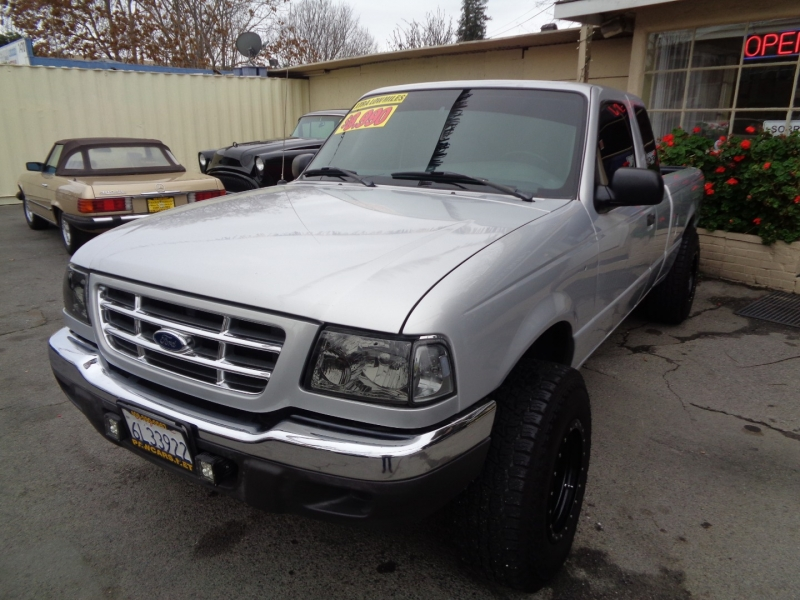Ford Ranger 2001 price $7,990