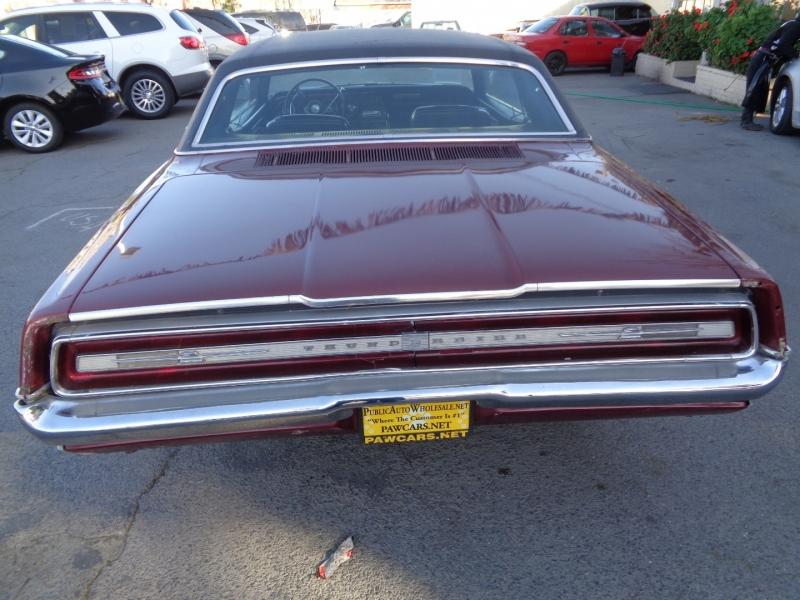 Ford Thunderbird 1967 price $13,990