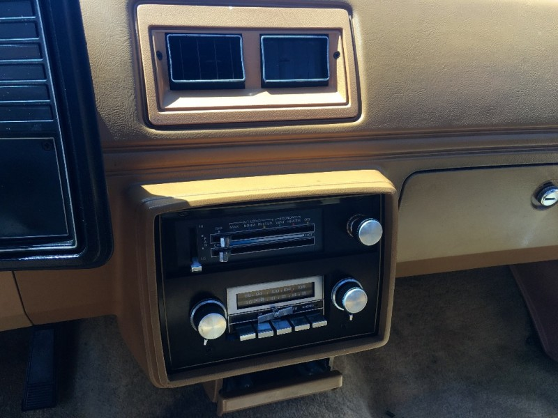 GMC Caballero 1978 price $7,990