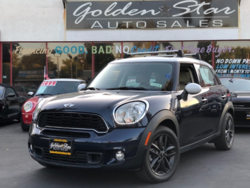 Mini Cooper Countryman SF WD 2012 price $9,998