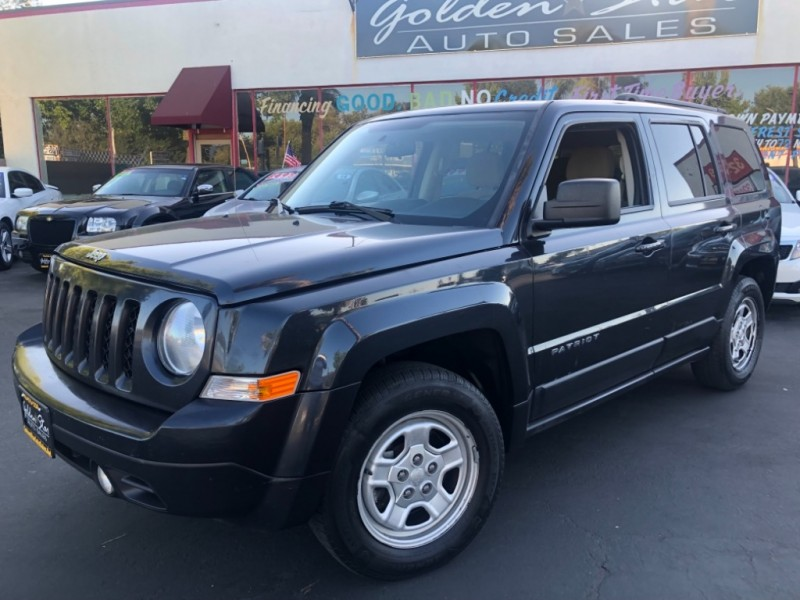 Jeep Patriot FWD 4dr Sport 2014 price $6,998