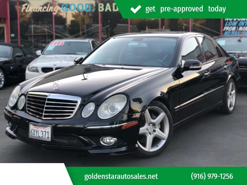 Mercedes-Benz Benz E-Class E 350 Luxury 2009 price $7,998