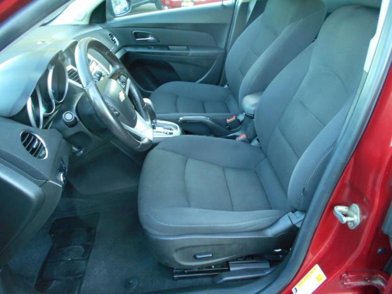 Chevrolet Cruze 1LT Sedan FWD 2014 price $6,998