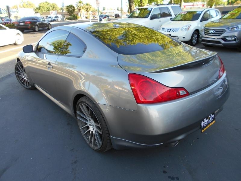 Infiniti G37S Coupe 2008 price $9,498