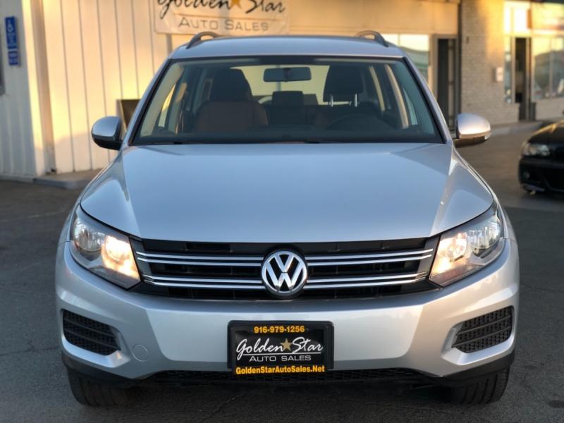 Volkswagen Tiguan Limited 2018 price $14,498
