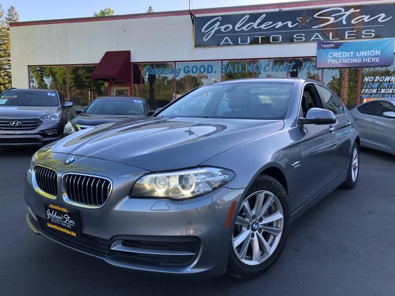 BMW 5-Series 2014 price $13,498