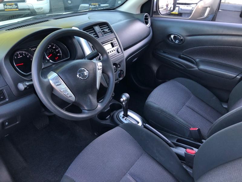 Nissan Versa SV 2017 price $9,498