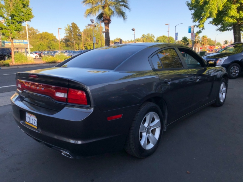 Dodge Charger SE 2014 price $12,498