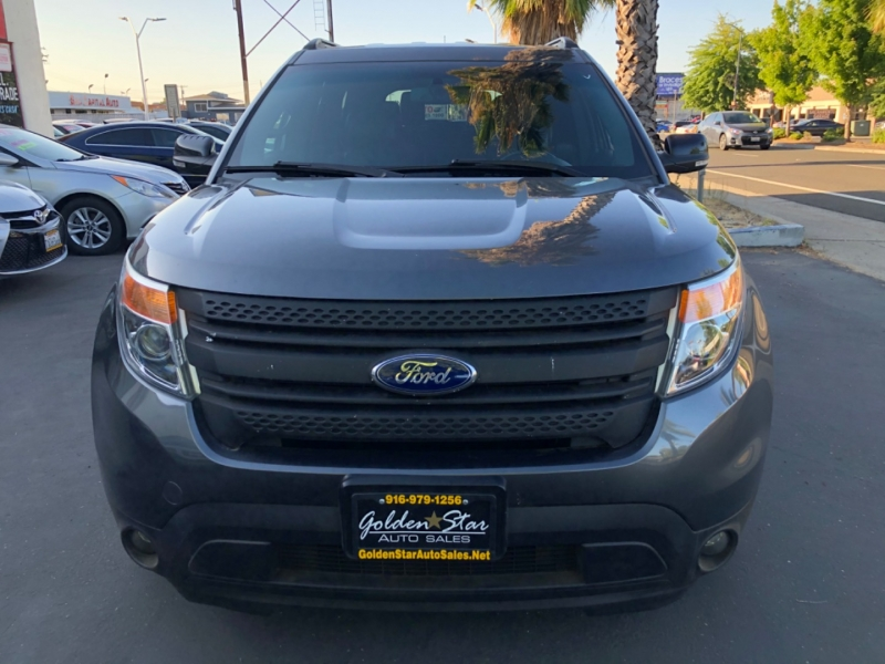 Ford Explorer FWD XLT 2015 price $16,998