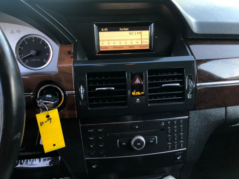 Mercedes-Benz GLK-Class 2011 price $12,498
