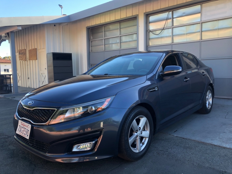 Kia Optima LX 2015 price $8,998