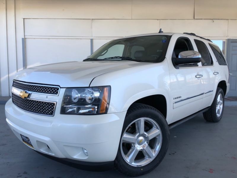 Chevrolet Tahoe LTZ 2012 price $18,998