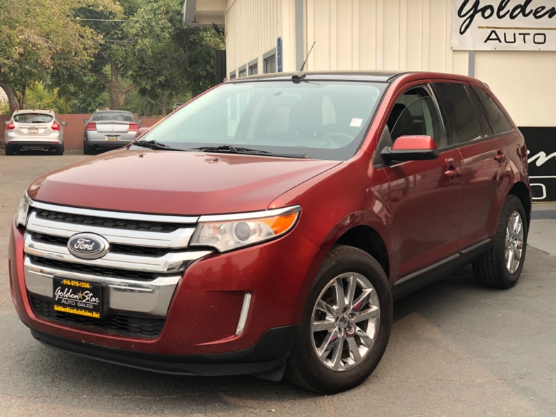 Ford Edge SEL FWD 2014 price $12,498