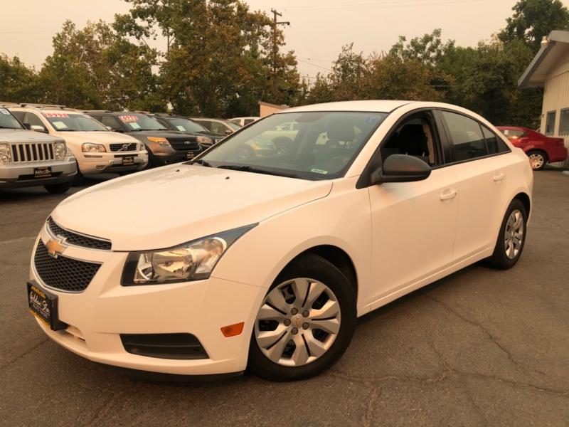Chevrolet Cruze 4dr Sdn Auto LS 2014 price $7,998