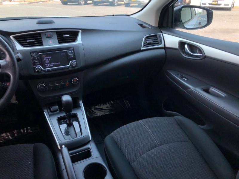 Nissan Sentra S 2018 price $10,498