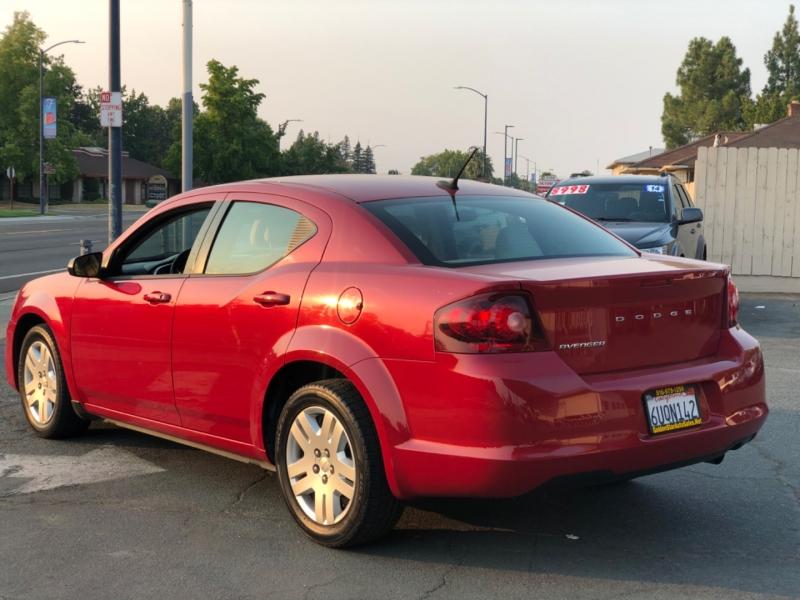 Dodge Avenger SE 2012 price $7,498