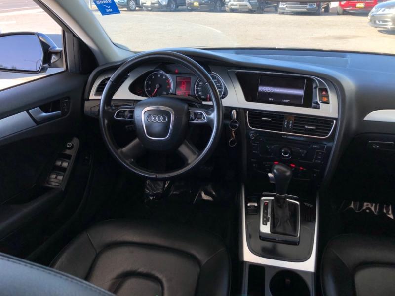 Audi A4 Auto quattro 2.0T Premium 2012 price $11,998