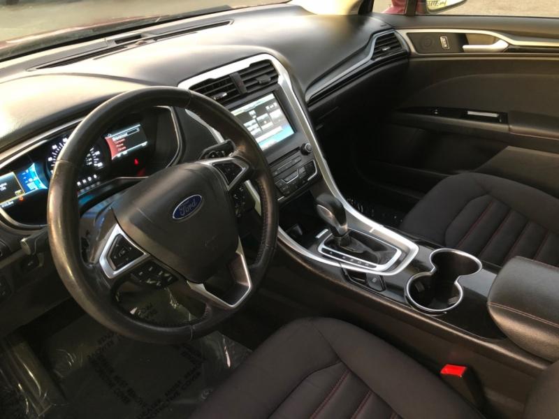 Ford Fusion SE AWD 2016 price $10,498