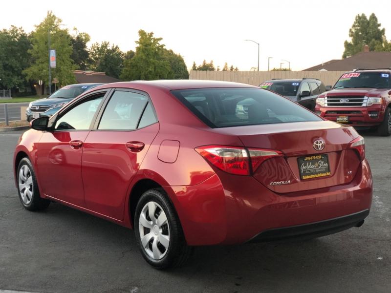 Toyota Corolla LE 2015 price $10,998