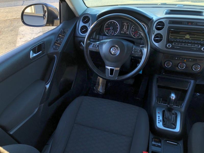 Volkswagen Tiguan 2013 price $8,799