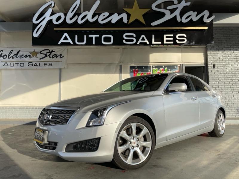 Cadillac ATS 2.0T Luxury RWD 2013 price $10,998