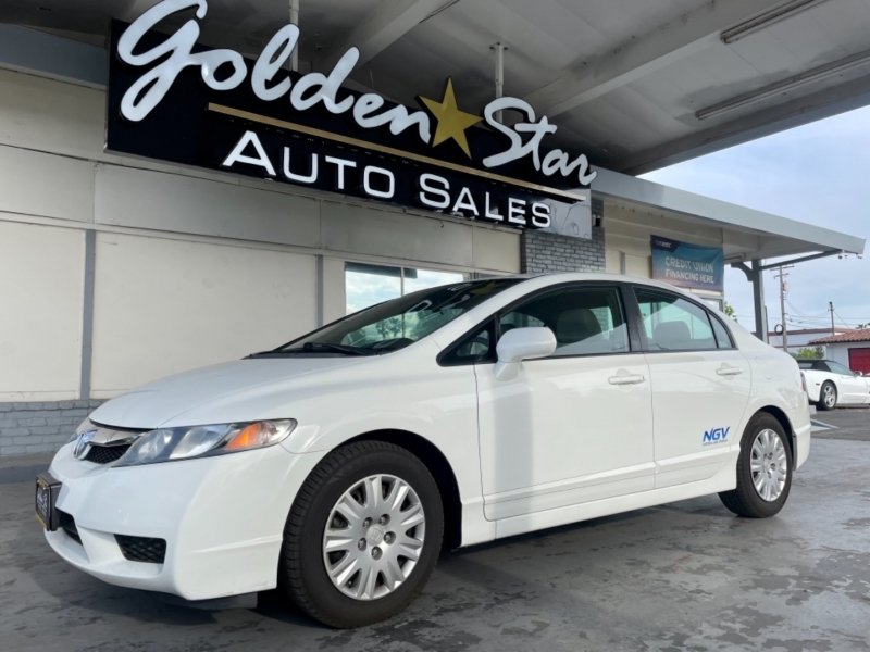 Honda Civic GX 2010 price $6,998