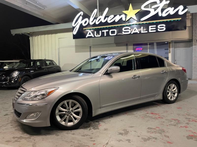 Hyundai Genesis 2013 price $10,849