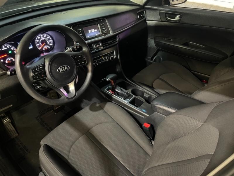 Kia Optima 2017 price $12,748