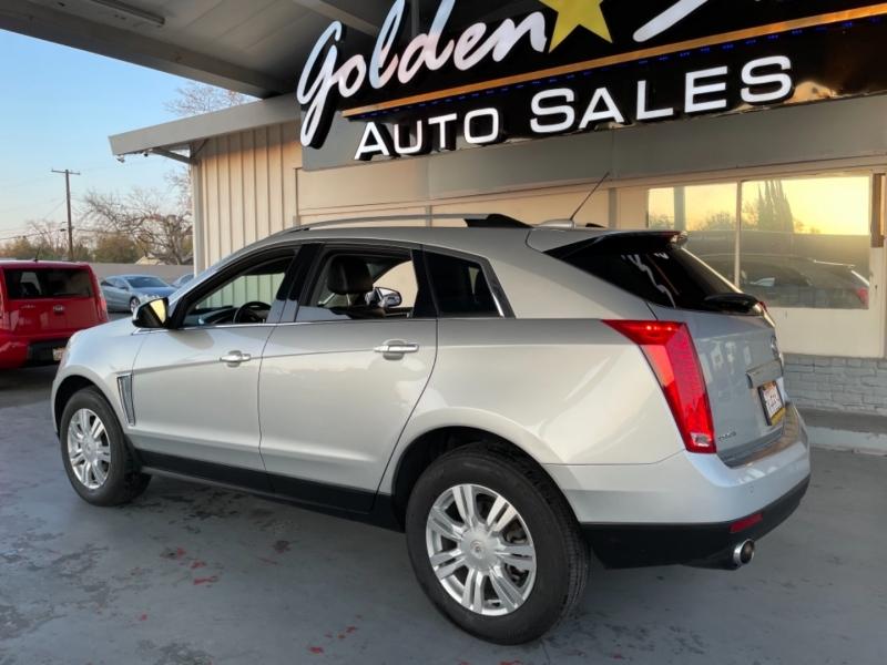 Cadillac SRX Luxury FWD 2015 price $15,998