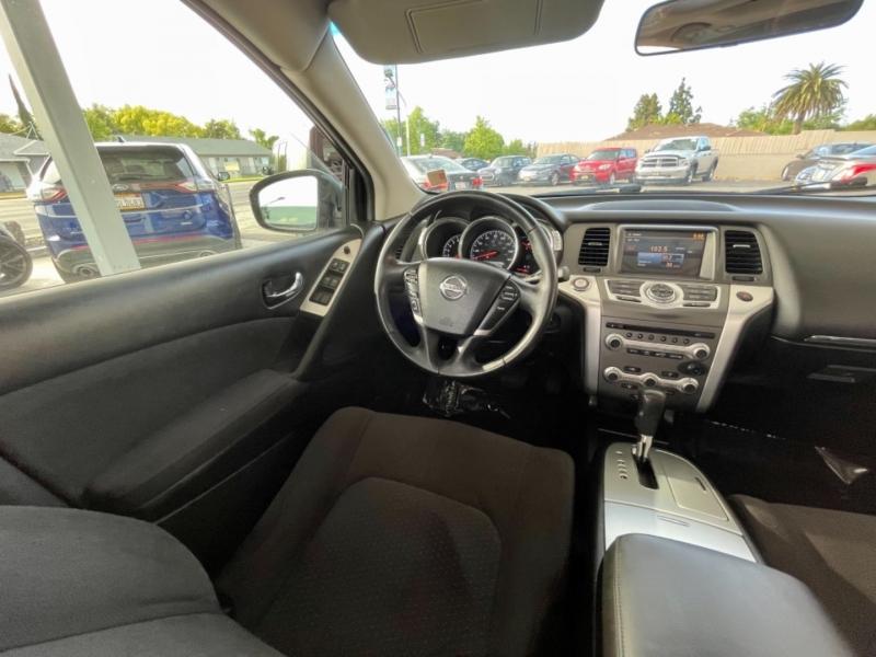 Nissan Murano SL 2012 price $9,998