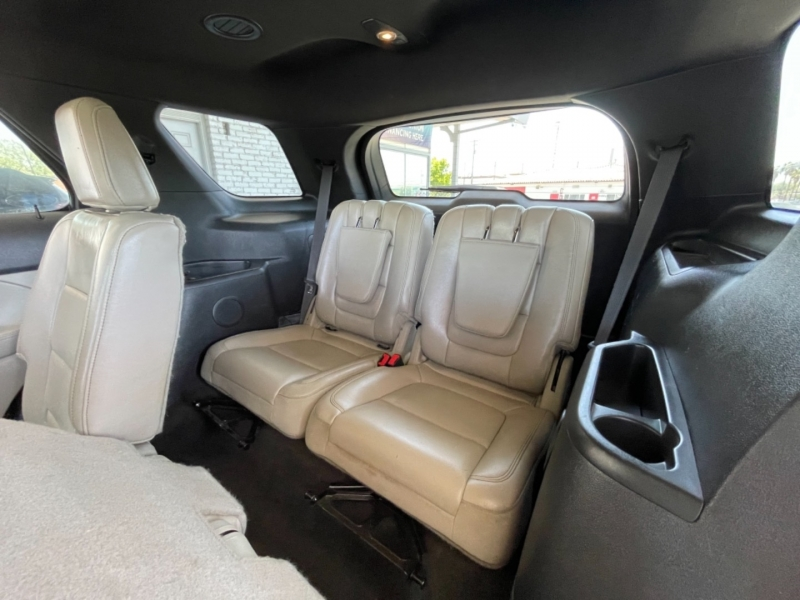 Ford Explorer XLT 2013 price $16,498