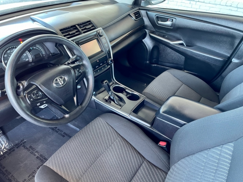 Toyota Camry 2015 price $14,498