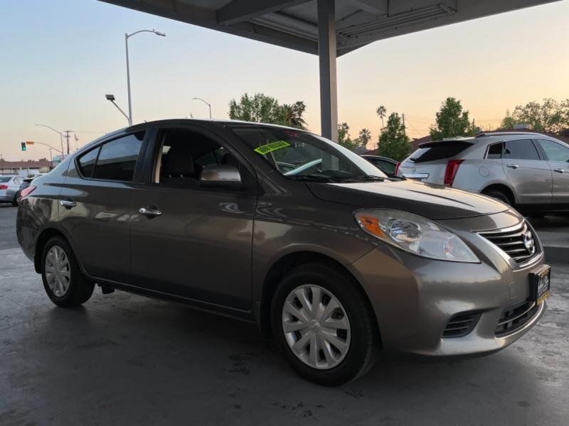 Nissan Versa 2013 price $6,998