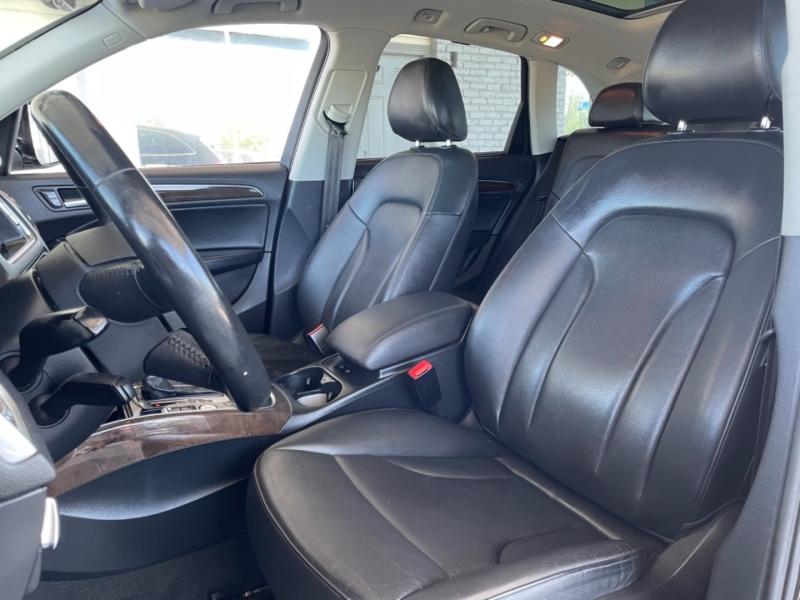 Audi Q5 quattro 2.0T Prestige Hybrid 2013 price $14,998