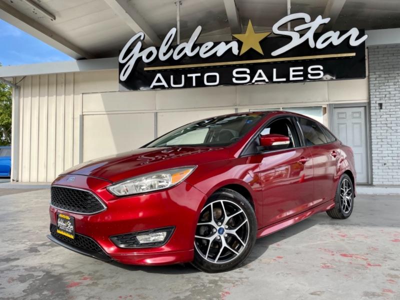 Ford Focus 4dr SE 2015 price $10,750