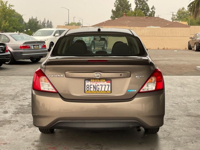 Nissan Versa 2016 price $8,998