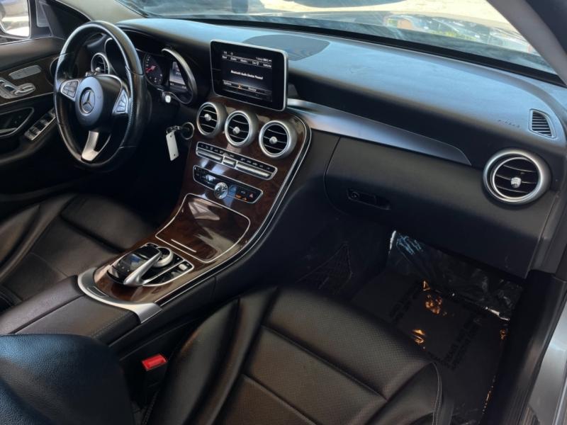 Mercedes-Benz C-Class 2015 price $19,998