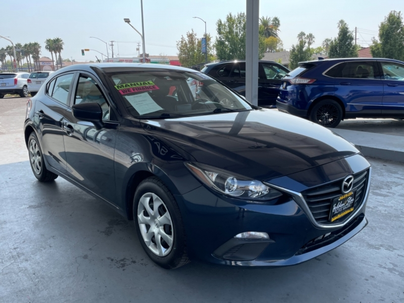 Mazda MAZDA3 i Touring Hatchback 2015 price $13,498