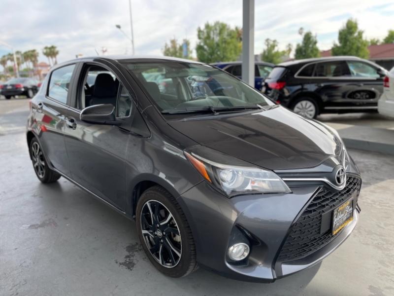 Toyota Yaris 2015 price $9,998