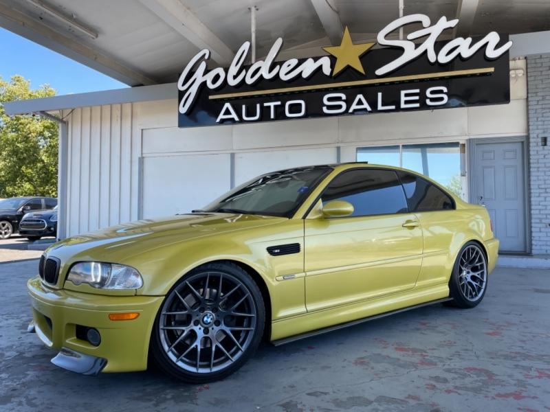 BMW M3 2001 price $31,995