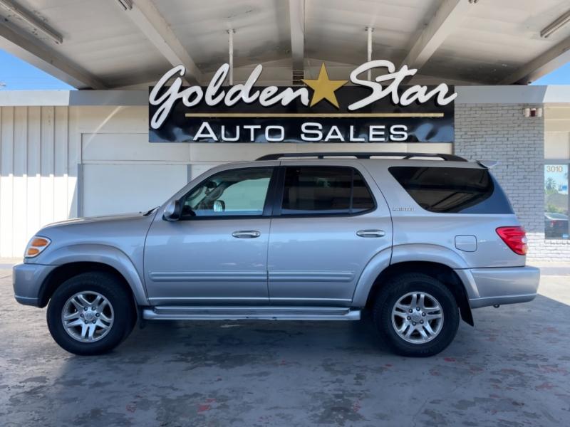 Toyota Sequoia 2004 price $7,998